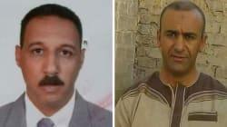 Tiaret: les Algériens rendent hommage aux policiers victimes de