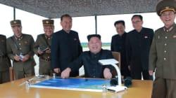 La Corée du Nord continue ses tirs de missile au-dessus du
