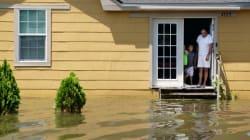Τουλάχιστον 100.000 κατοικίες έχουν υποστεί ζημιές από τον