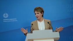 Γεροβασίλη: Η μεταρρύθμιση στη Δημόσια Διοίκηση αποτελεί εργαλείο