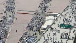 Le Hajj, l'or blanc de l'Arabie
