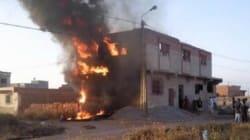 Tébessa: 3 enfants périssent dans un incendie à cause d'un