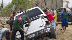 Στους 7 οι νεκροί στο Μεξικό από την τροπική καταιγίδα