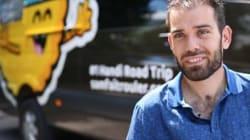 Ce Français tétraplégique fait le tour du monde en van