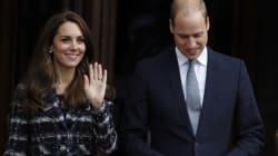 Kate Middleton et le prince William attendent leur troisième