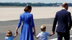 Kate Middleton enceinte, les paris sur le prénom du futur