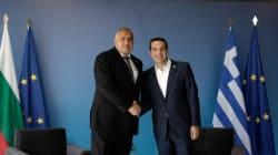 Τσίπρας - Μπορίσοφ βάζουν τις υπογραφές για τη σιδηροδρομική σύνδεση Ελλάδας -