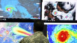 Ouragans Harvey, Irma, Jose... la faute au réchauffement