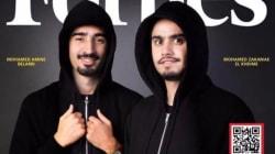 Qui sont Amine Belarbi et Zakariae El Khdime, les deux Marocains en couverture de Forbes Middle
