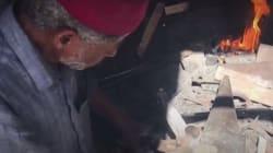 Messaoud, l'un des rares forgerons traditionnels à Tunis qui exerce ce métier depuis 50 ans