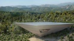 Τι κάνουν δυο αναποδογυρισμένες πυραμίδες στην ισπανική