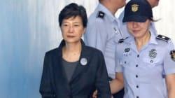 박근혜를 내보내고 싶었지만 내보내지 못한 한국당이 겨우 내린