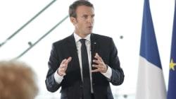 Μακρόν: Όχι σε πρόσθετες απαιτήσεις από το ΔΝΤ και επιβολή μέτρων που εμποδίζουν την