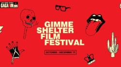 Gimme Shelter Festival: Το rock 'n' roll συναντά τον κινηματογράφο στον αγαπημένο χώρο του