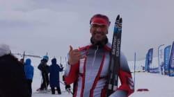 Le skieur marocain Samir Azzimani se qualifie pour les JO d'hiver