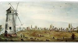 Un Algérien tombe du ciel (VII): l'esseulé du moulin à