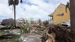 Au moins 10 morts et 7 disparus dans les îles françaises après le passage