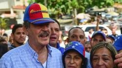 L'ex-président mexicain candidat à la Maison