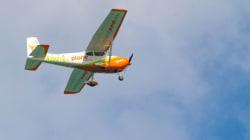 Βίντεο καταγράφει τη στιγμή της πρόσκρουσης ενός αεροπλάνου στο