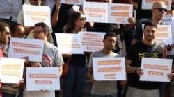 En Tunisie, des manifestants réclament justice pour les musulmans Rohingyas en