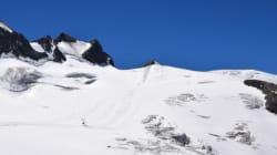 Οι παγετώνες των Άλπεων λιώνουν τρεις φορές