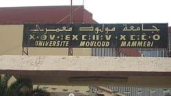 A l'université de Tizi Ouzou, un appel à une grève contre les