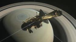 «Τίτλοι τέλους» για το διαστημόπλοιο Cassini: «Αυτοκτονεί» με βουτιά στην ατμόσφαιρα του