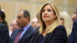 Έκκληση Γεννηματά για μεγάλη συμμετοχή στις εκλογές για τον επικεφαλής της
