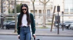 5 τρόποι για να φορέσετε το ψηλόμεσο τζιν