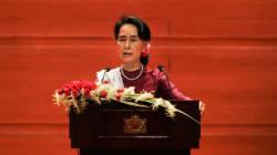 Aung San Suu Kyi s'est dite