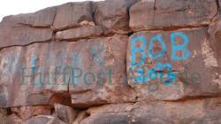Un plan de protection et de sauvegarde des gravures rupestres de