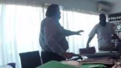 Επίθεση του «Ρουβίκωνα» σε