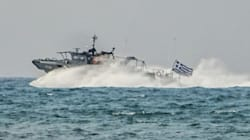 Λέσβος: Ένταση μεταξύ σκαφών του ελληνικού και του τουρκικού
