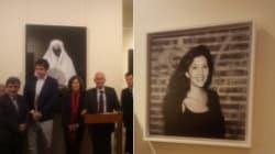 Une mairie parisienne rend hommage à Leïla