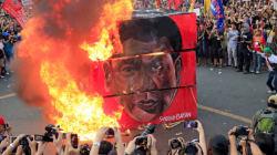 Ντουτέρτε: Θα βάλω να σκοτώσουν τον γιο μου αν εμπλέκεται σε διακίνηση