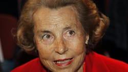 Liliane Bettencourt, femme la plus riche du monde, est