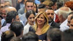Η Γεννηματά με δίκτυο 12.500 υπογραφών στήριξης της υποψηφιότητάς