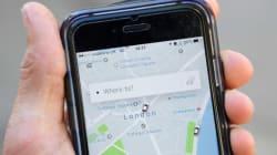 Uber perd sa licence à Londres mais fait appel pour poursuivre son