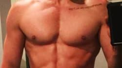 Cette photo de Jared Leto nu est un vrai cours de