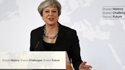 Theresa May propose une période de transition de deux ans après le Brexit, jusqu'en