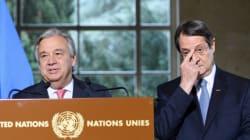 Τις θέσεις του για συνέχιση της προσπάθειας λύσης του Κυπριακού, υπέβαλε ο Αναστασιάδης στον
