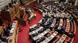 «Δεν τίθεται θέμα απώλειας της δεδηλωμένης αν δεν υπερψηφιστεί ένα νομοσχέδιο σε περίπτωση που δεν συναινέσουν οι