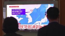 ΟΗΕ: Η σεισμική δόνηση στη Βόρεια Κορέα πιθανότατα μετασεισμός της πυρηνικής δοκιμής της 3ης