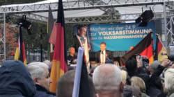 Le HuffPost allemand a suivi le parti de droite radicale et a découvert un autre visage du