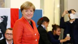 Résultats des élections en Allemagne: la victoire sans surprise de Merkel, le score historique de l'extrême