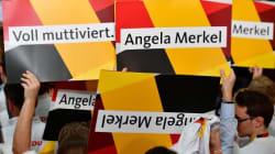 Allemagne: victoire de Merkel, les nationalistes au parlement pour la première fois depuis