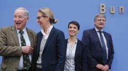 Mit der AfD im Bundestag, werden sich die Rassisten in Deutschland nicht mehr