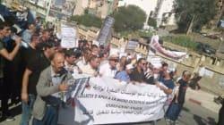 Tizi Ouzou: Une marche des promoteurs Ansej, Cnac et Angem pour l'effacement de leurs
