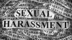 Sexual Harassment Must Be