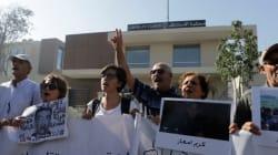 Hamid El Mahdaoui suspend sa grève de la faim et dépose